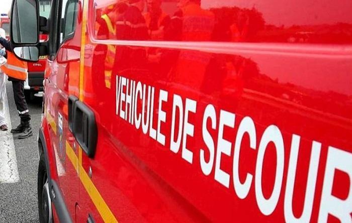 Marin : 2 blessés dans un accident de la route