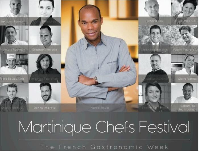 Martinique Chefs Festival : clap de fin sur un festival qui ambitionne de faire de l'île une destination culinaire