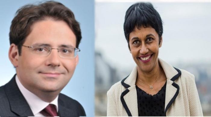 Matthias Fekl et Ericka Bareigts rencontrent les élus guyanais