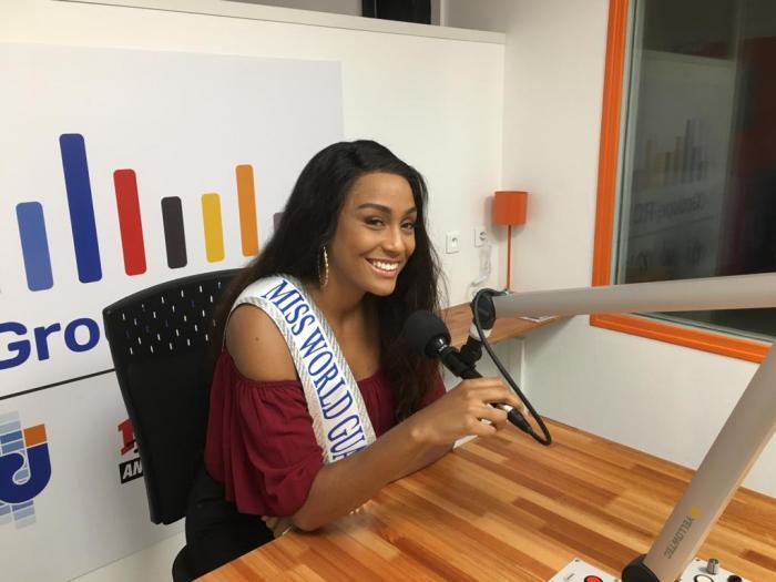 Morgane Thérésine : en route pour Miss Monde en Chine