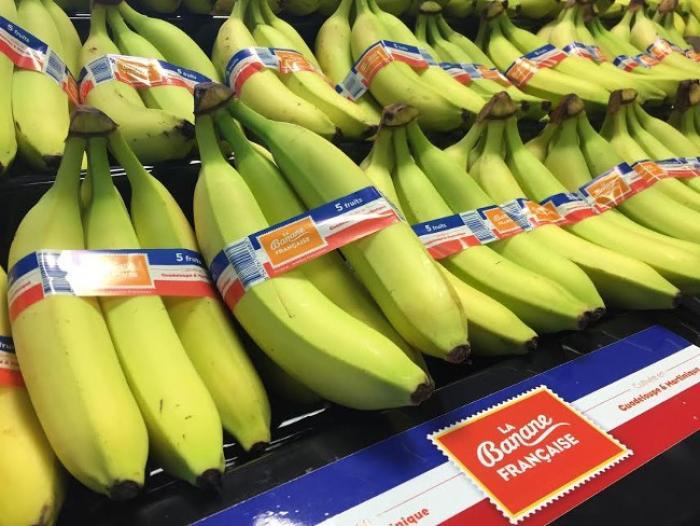 Ne m'appelez plus jamais banane de Guadeloupe et Martinique !