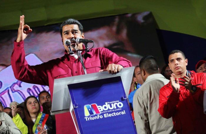 Nicolas Maduro réélu à la présidence du Venezuela, les Etats-Unis annoncent de nouvelles sanctions