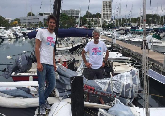 Nouveau record de traversée de l'Atlantique