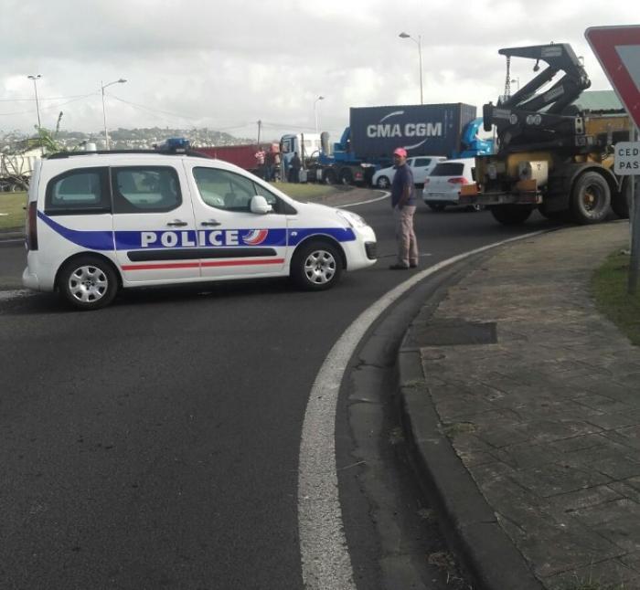 Nouvelle mobilisation des transporteurs