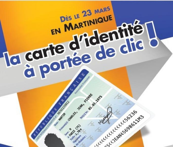 Nouvelles démarches en ligne pour la délivrance des cartes d'identité et de passeports