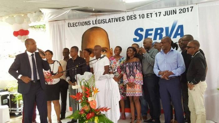 Olivier Serva candidat aux législatives dans la première circonscription