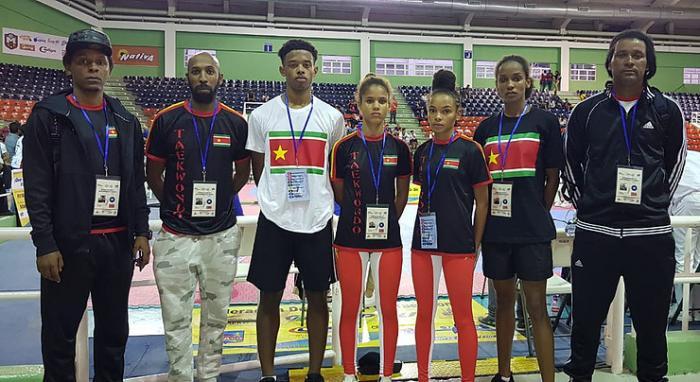 Open International de Taekwondo : la Guadeloupe démarre fort