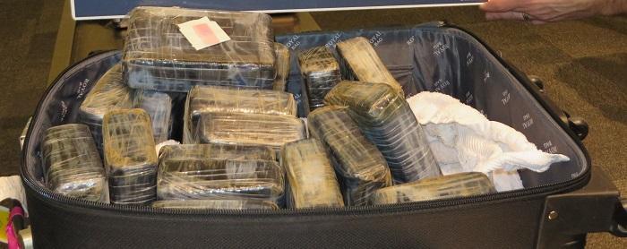 Plus de 16kg de cocaïne saisis