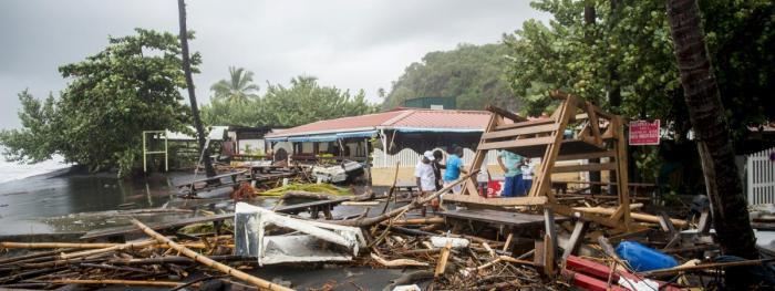Porto Rico : plus 4000 décès suite au passage de Maria selon une étude