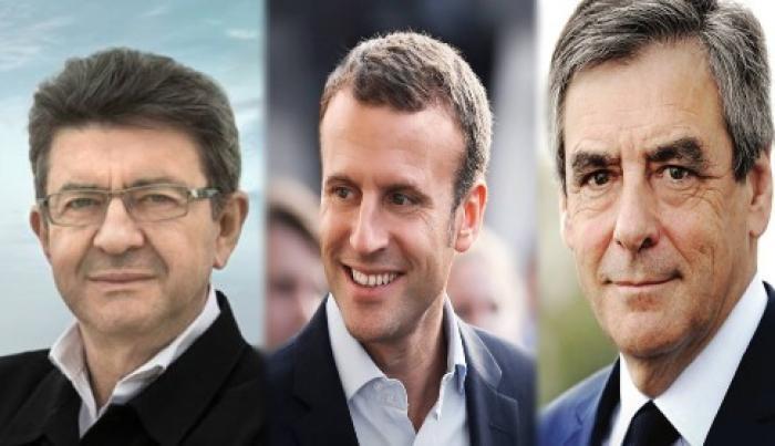 Présidentielle 2017 : Mélenchon, Macron, Fillon, trio de tête à l'issue du 1er tour en Martinique
