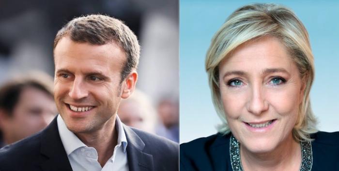 Présidentielle : Emmanuel Macron et Marine Lepen qualifiés pour le second tour