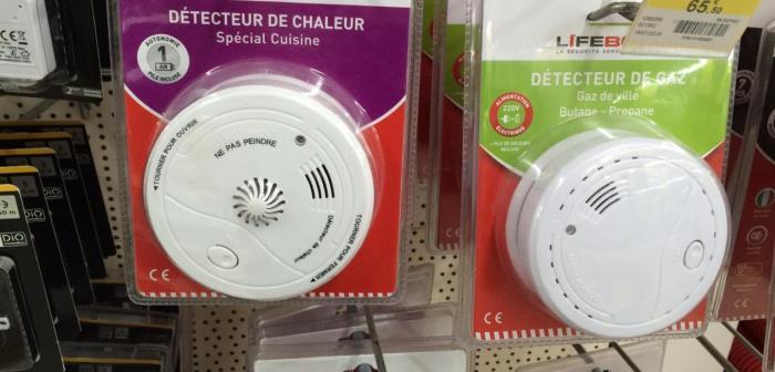 Protéger son domicile contre un incendie