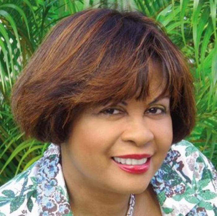 Reinette Juliard sera candidate aux municipales au Lamentin en 2020
