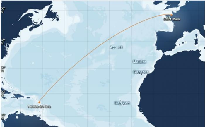 Route du Rhum-Destination Guadeloupe : le départ avancé à samedi ?