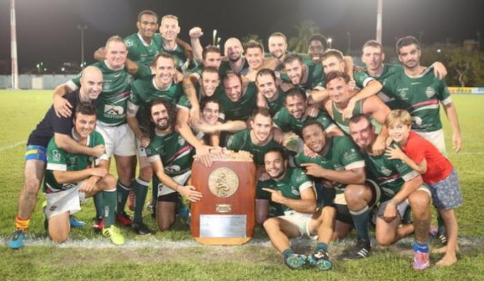 Rugby : le BRUC sacré champion de Guadeloupe