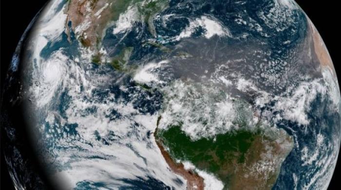 Saison cyclonique : l'université du Colorado revoie ses prévisions à la baisse