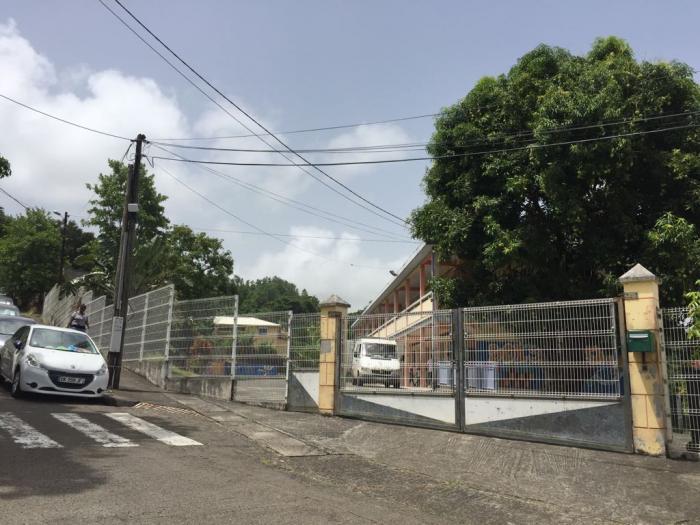 Sargasses : l'école maternelle de Dostaly doit déménager
