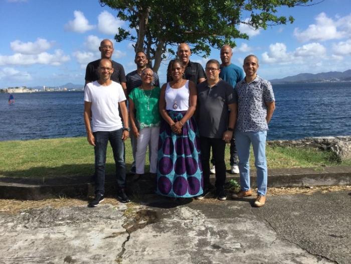 Sophie Sorrente est la nouvelle présidente de la Ligue de Karaté de Martinique