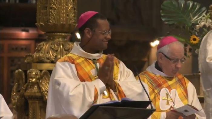 Suivez en direct la messe des Antillais et Guyanais de métropole