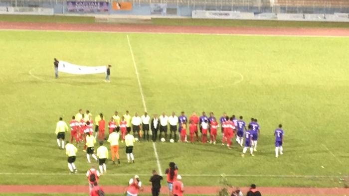 Suivez la finale de coupe de Martinique, Club Franciscain-R.C. Rivière-Pilote, en direct sur RCI