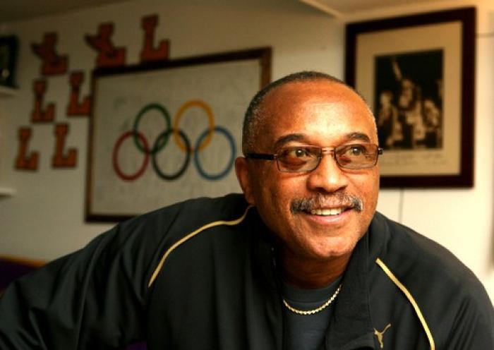 Tommie Smith en Guadeloupe