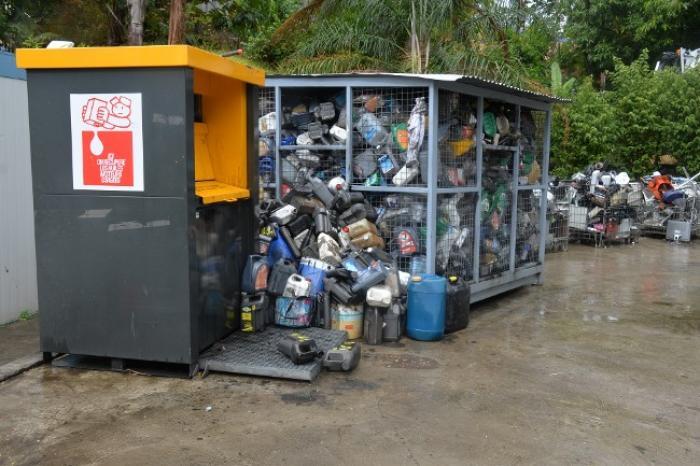 Toutes les déchetteries de Martinique sont fermées ce lundi pour cause de mobilisation salariale