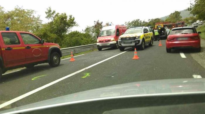 Un accident à Rivière-Pilote fait plusieurs blessés
