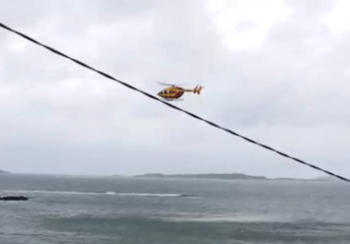 Un corps retrouvé en mer à Pointe la Rose au Robert