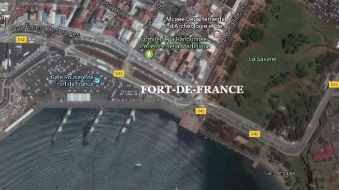 Un sexagénaire retrouvé noyé à Fort-de-France