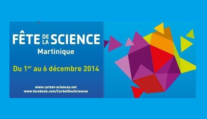 Une fête de la science célébrée un peu partout en Martinique !
