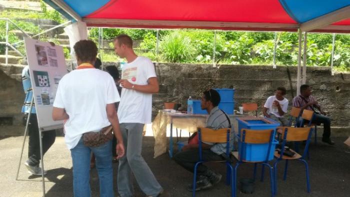 Une journée d'atelier pour sensibiliser le public aux dangers des pesticides