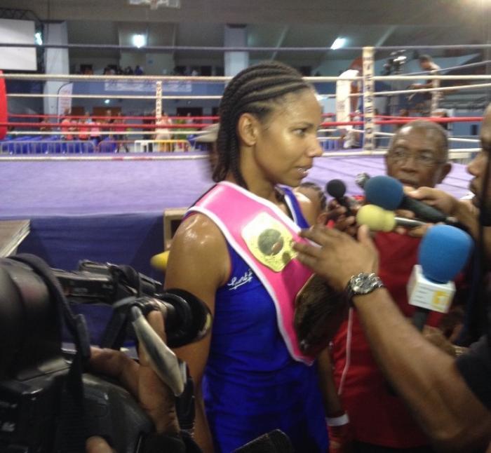 Une Martiniquaise championne du Monde