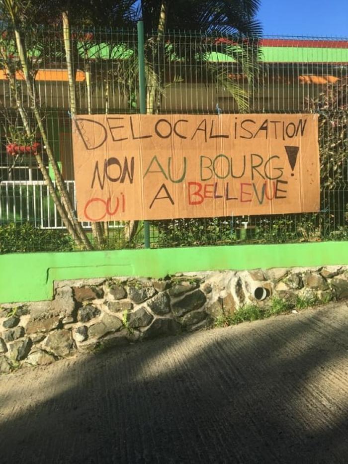 Vauclin : mobilisation de parents d'élèves, ce vendredi matin