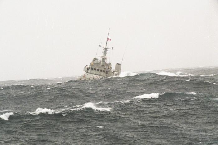 Vigilance JAUNE pour mer forte