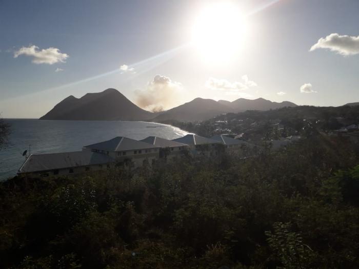 Vingt cinq hectares ravagés par les flammes aux Anses d'Arlets