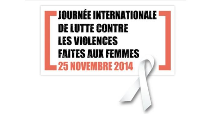 Violence à l'égard des femmes : Une journée pour prévenir et pour dissuader