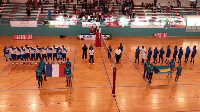 Volley-ball : la Martinique valide son ticket pour le deuxième tour de qualification