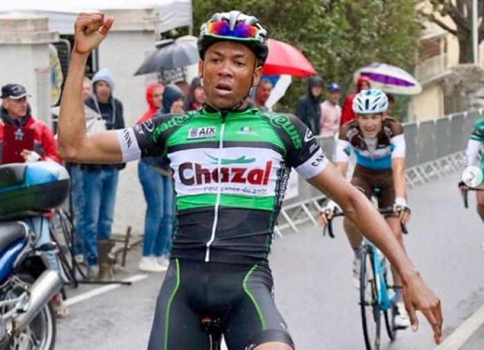 Yolan Sylvestre termine 13e du championnat de France amateur